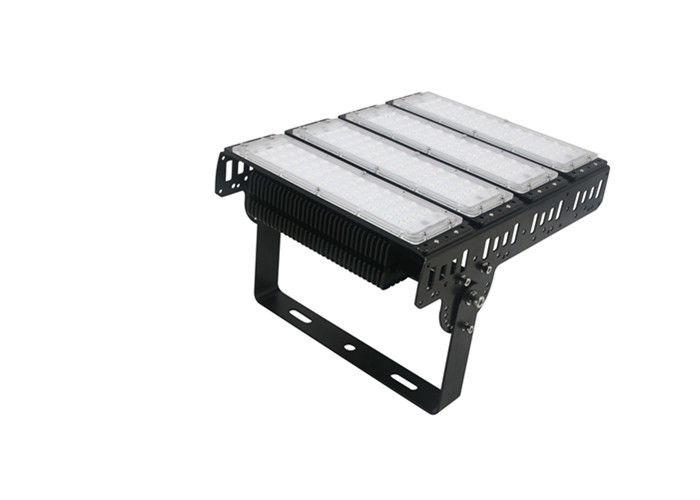 High Efficiency Exterior LED Flood Lights 200W Anti Corrosion RoHS Approved